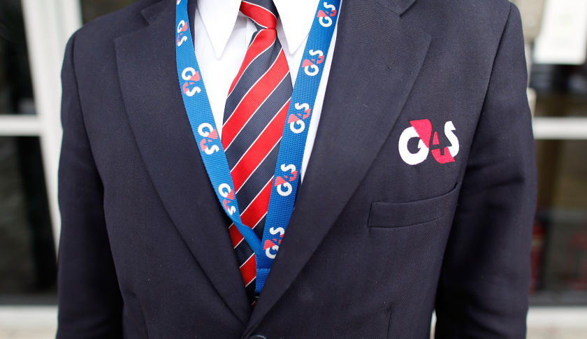 General Views Of G4S Plc Headquarters As They Agree To Acquire ISS Holdings