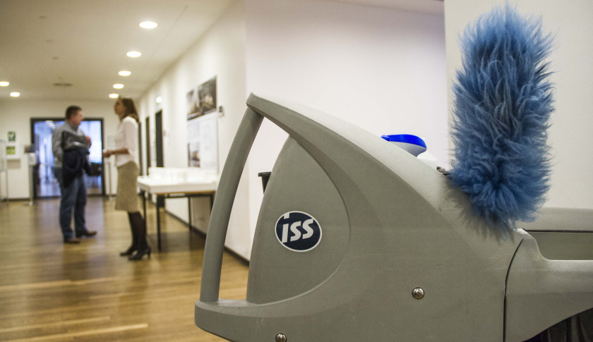 ISS A/S The Worlds Largest Cleaning Company Ahead Of IPO